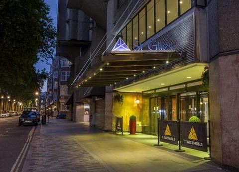 Hotel St Giles London 3* - 1