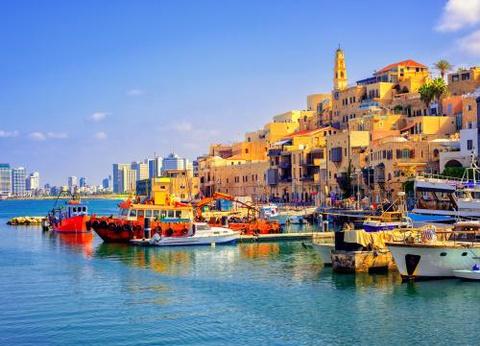 Circuit Merveilles d'Israël et extension Tel Aviv - 1