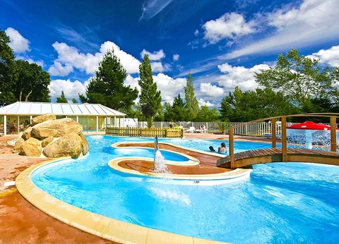 Camping Le Moulin de Cantizac 3* - 1