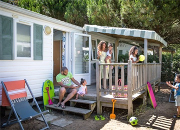 Camping Les Peupliers 4* - 1
