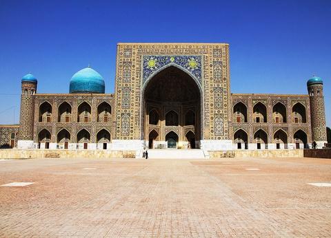 Circuit Découverte de l'Ouzbékistan 3* - 1