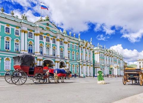 Escapade à Saint Pétersbourg 4* - 1