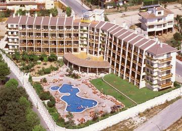 Aparthôtel Tossa Park - 1