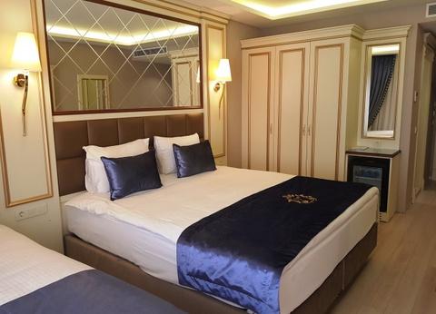 Hôtel Grand Marcello 3* - 1