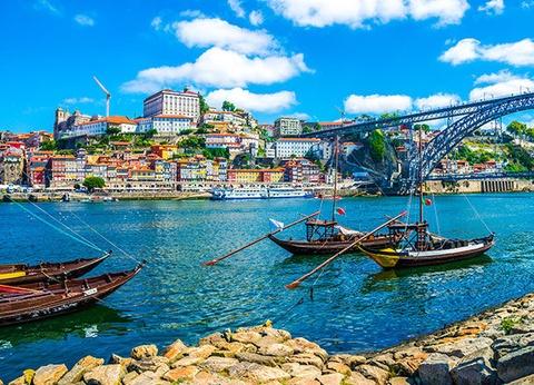 Circuit Au Coeur du Portugal - 1