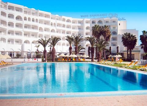 Hôtel Eden Yadis Hammamet club 4* - 1