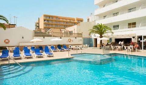 Hôtel HSM Reina del Mar 3* - 1