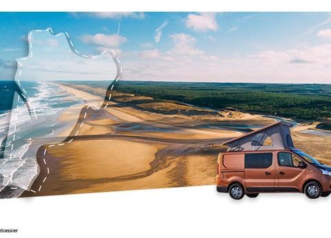 Road Trip en Van Aménagé : Les Landes - 1