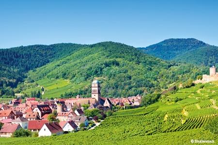 Croisière L'Alsace pittoresque et gourmande (formule port/port) - 1