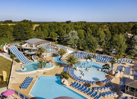 Camping Les Deux Fontaines 4* - 1