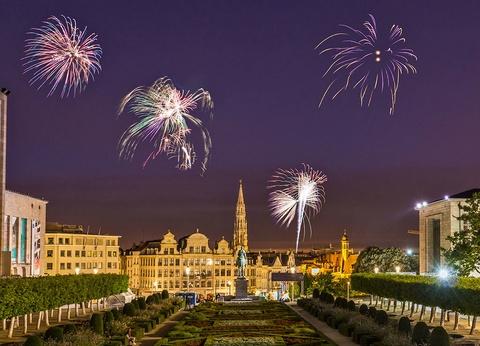 Réveillon à Bruxelles avec soirée du Nouvel An à l'hôtel - Hôtel Leopold 4* - 2 nuits - 1