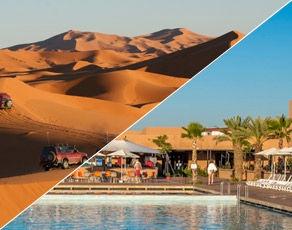 Circuit Le Sud Marocain en 4x4 & Extension Club Coralia Marrakech 4* - 1