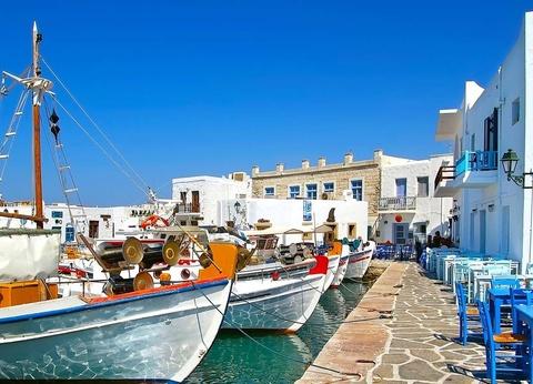 Périples de 2 îles en 1 semaine - Paros et Santorin en 3* - Arrivée Athènes - 1