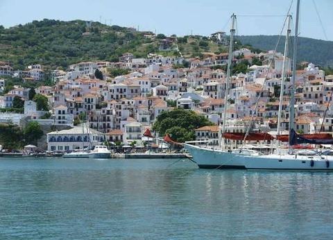Combiné Skiathos Skopelos via Athènes en hôtels 3* - 7 nuits - 1