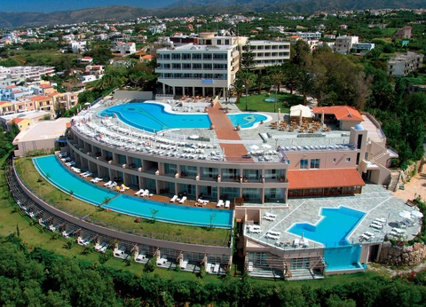 Hôtel Panorama Hotel Chania 5* - 1