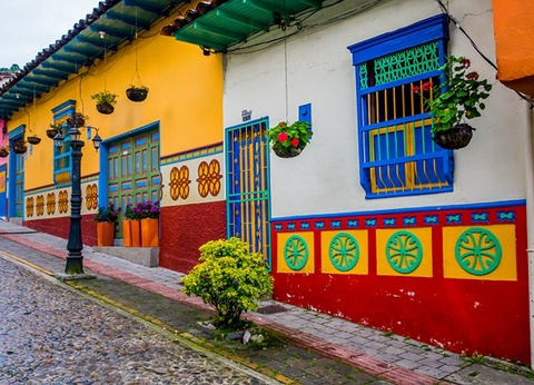 Splendeurs de Colombie & extension Santa Marta & Parc National Tayrona - 1