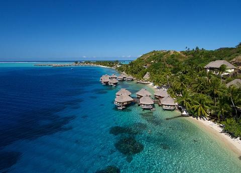 Combiné 3 îles Moorea, Bora Bora, Tahiti - 1