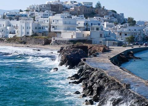 Combiné dans les Cyclades depuis Athènes - Naxos et Santorin en hôtel 4* - 1