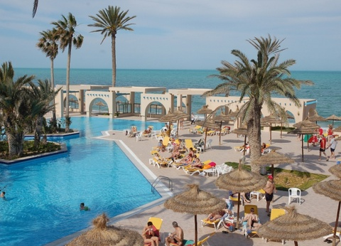 Mondi Club Zita Beach Resort 4* -  Djerba Zarzis - 1