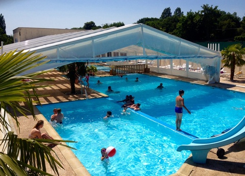 Walincourt-Selvigny-Camping La Kilienne, 1* - 1