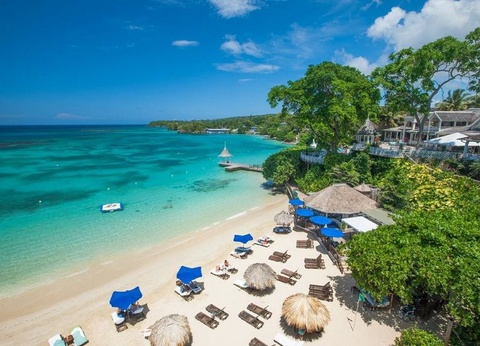 Hôtel Sandals Royal Plantation 5* - Adult only - 1