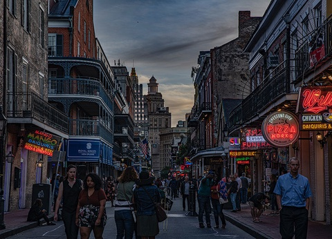 Circit découverte de la Nouvelle Orléans - 1