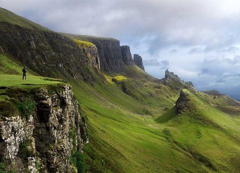 Circuit Îles et Highlands d'Écosse - 1