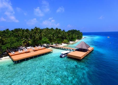 Hôtel Fihalhohi Island Resort 4* - 1