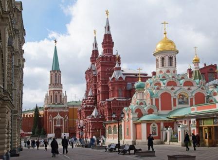 Week-end à Moscou - Capitale Cosmopolite - 1