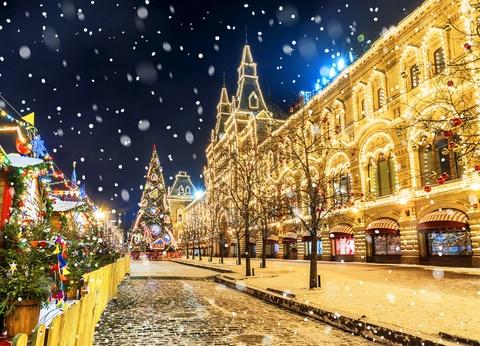 Réveillon de la St Sylvestre à Moscou 4* - 1