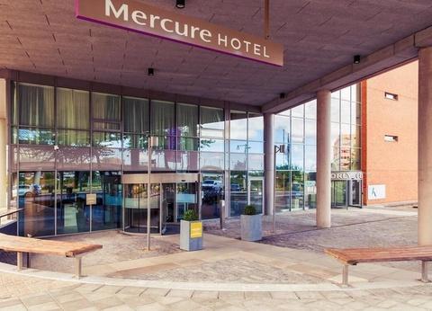 Hôtel Mercure Hotel Amsterdam Sloterdijk Station 4* - 1