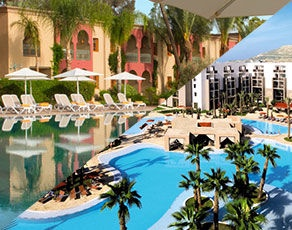 Combiné Marrakech/Agadir : Kappa Club Iberostar Palmeraie Marrakech 4* & Kappa Club Royal Atlas Agadir 5* - 1