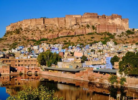 Circuit Pass pour le Rajasthan - 1