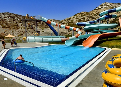 SplashWorld Atlantica Porto Bello Beach 4* - 1