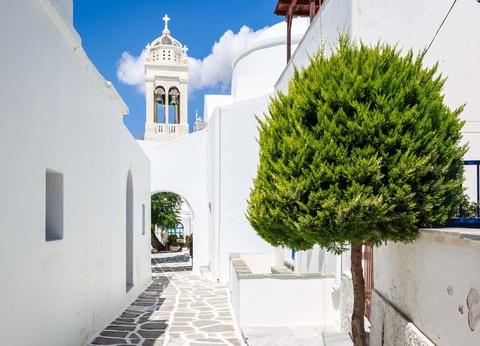 Combiné dans les Cyclades depuis Athènes - Mykonos et Paros en 4* - 1