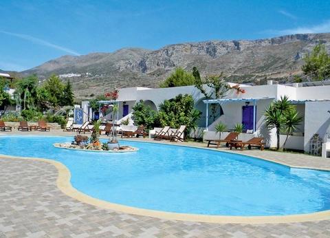 Club Héliades Lakki Village 3* - arrivée Santorin - 1