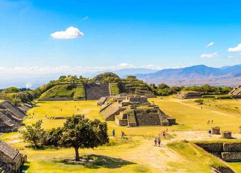 Cités dorées du Mexique - 1