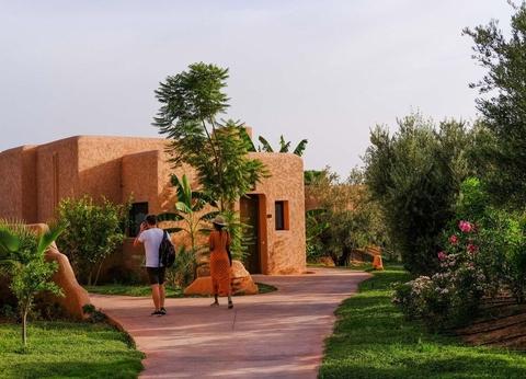 Hôtel Oasis Lodges 4* - 1