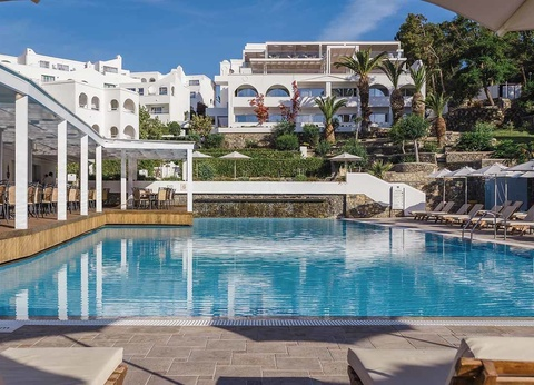 Lindos Village Resort & Spa 5* - Adultes uniquement - 1