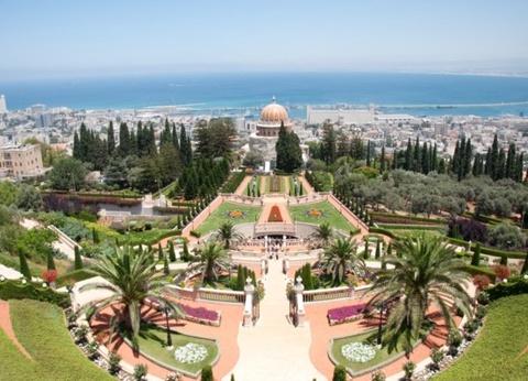 Circuit Mosaique israelienne - 1