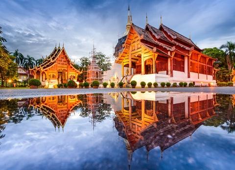 Circuit - Merveilles de Thaïlande & Extension Krabi (Hôtel 3*) - 1
