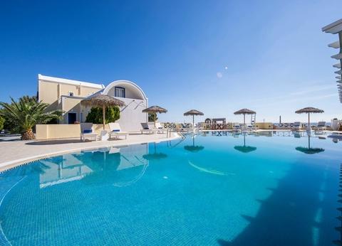 Hôtel Bella Santorini 4* Location Voiture Incluse - 1