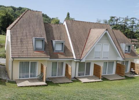 Résidence Les Cottages du Saleys 3* - 1