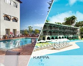 Combiné Kappa City Santo Domingo Nicolas de Ovando 5* & Kappa Club Ocean El Faro 5* - 1