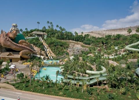 Hôtel SplashWorld Parque Cristobal & Siam Park 3* - 1