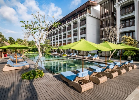 Combiné Element by Westin Bali Ubud 5* & Grand Mirage Resort & Thalasso 5* - 1