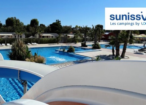 Camping Sunissim L'Oasis 4* - 1