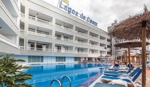 Hôtel Blue Sea Lagos de Cesar - 1