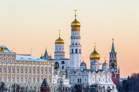 Circuit Douceurs de Moscou à Saint Pétersbourg - 1
