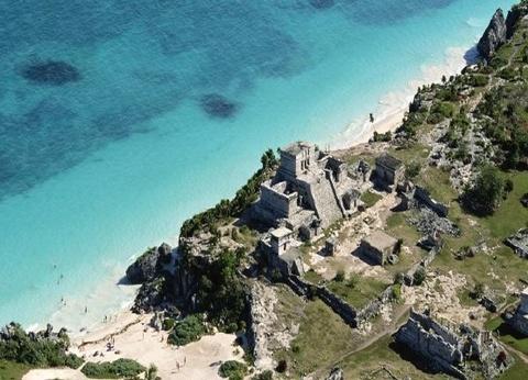 Circuit Entre civilisations Aztèque et Maya **** - 1
